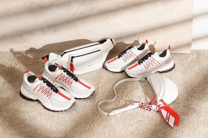 sepatu dan tas pedro