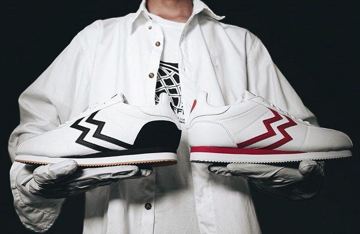 sepatu sport lokal
