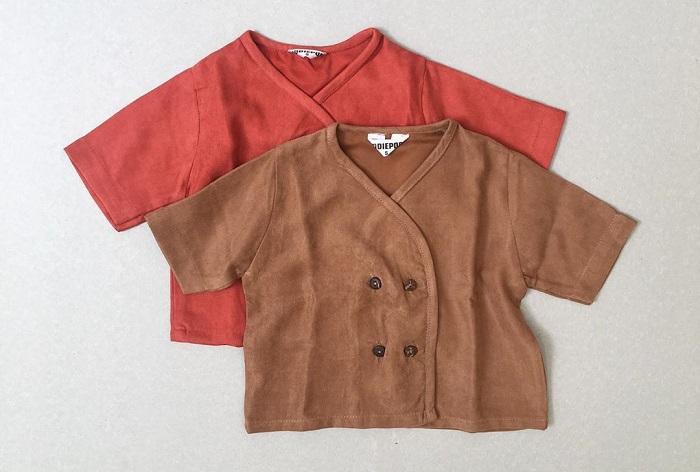 pakaian anak soleram