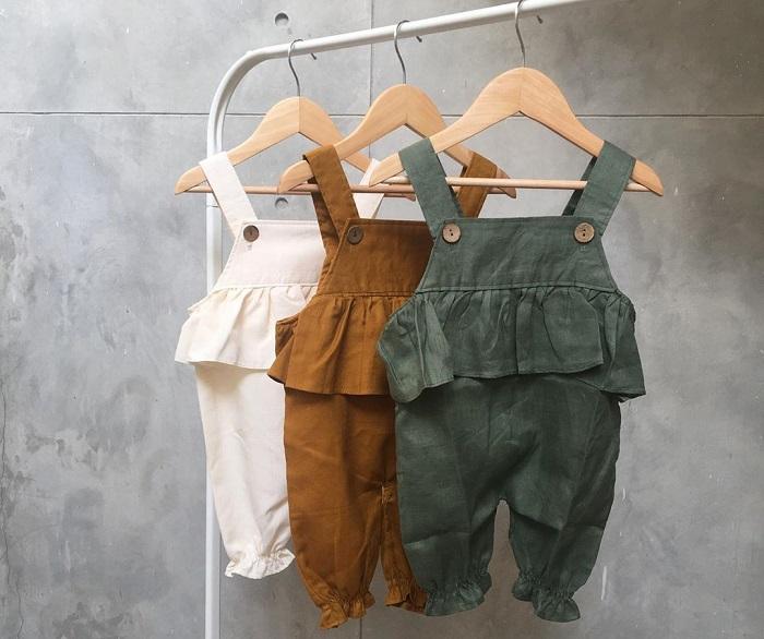 pakaian anak lokal