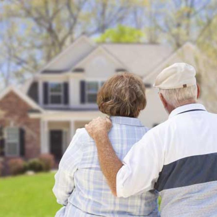 rumah untuk lansia