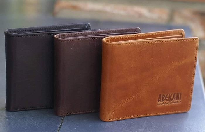 dompet bahan kulit sapi