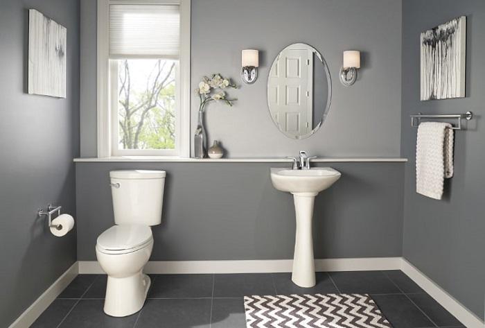 kamar mandi untuk tamu