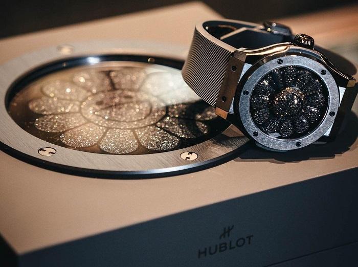 jam tangan hublot