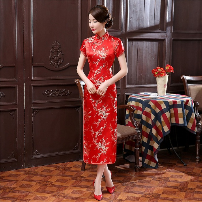 mengenal pakaian china