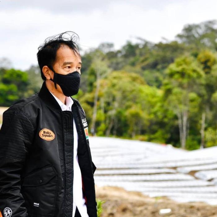 cintai produk lokal Jokowi