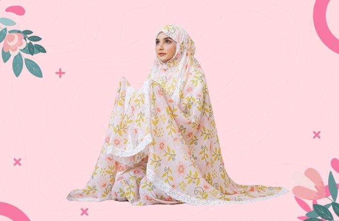 pakaian muslimah lokal