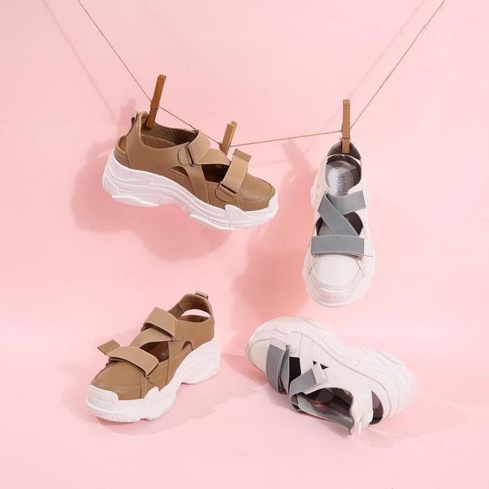 sandal wanita lokal